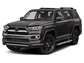 New 2019 Toyota 4Runner Limited Nightshade SUV JTEBU5JR9K5683471 in San Francisco