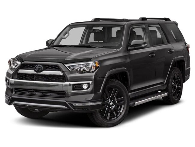 New 2019 Toyota 4Runner Limited Nightshade SUV San Antonio
