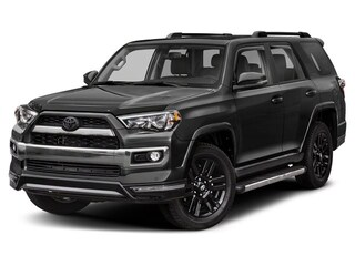 New 2019 Toyota 4Runner Limited Nightshade SUV