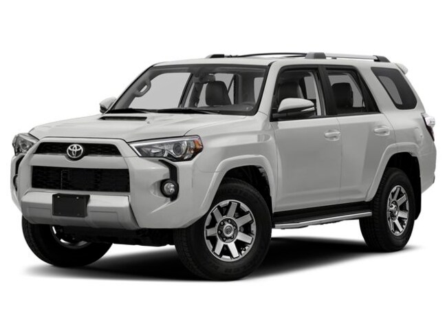 2019 Toyota 4Runner OFF 4WD V6 5A SUV