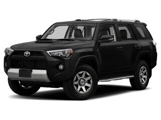New 2019 Toyota 4Runner TRD Off Road 4WD SUV