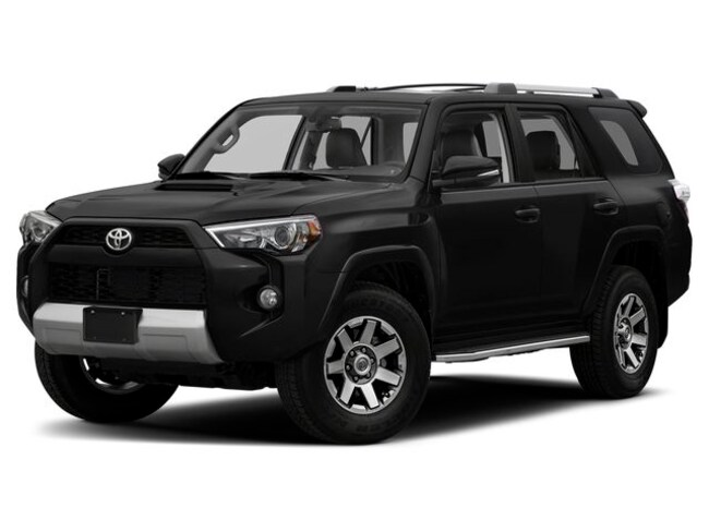 New 2019 Toyota 4Runner TRD Off Road SUV in Silver Spring, MD