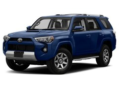 New 2019 Toyota 4Runner TRD Off Road SUV near Hartford