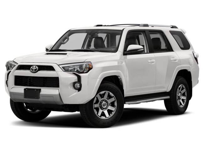 New 2019 Toyota 4Runner TRD Off Road Premium 4x4 for sale in Streamwood, IL