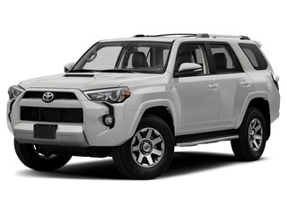 New 2019 Toyota 4Runner TRD Off Road Premium SUV serving Baltimore