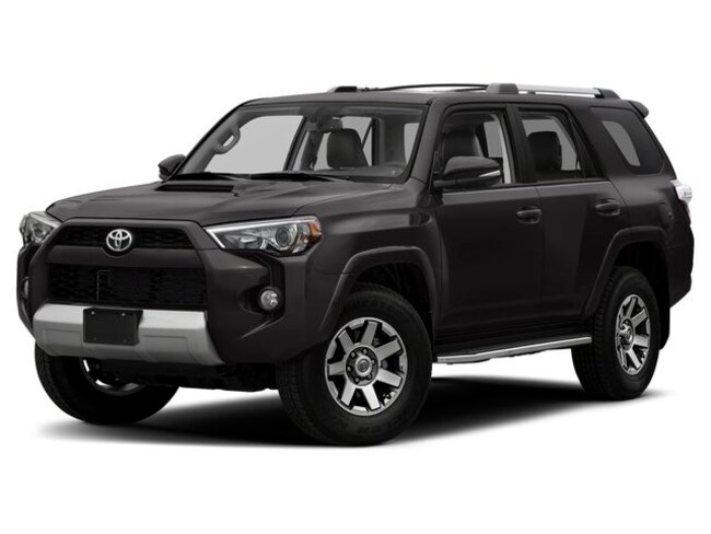 New 2019 Toyota 4Runner TRD Off Road Premium SUV El Paso, TX