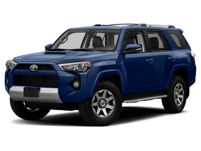 New 2019 Toyota 4Runner TRD Off Road Premium SUV T28275 for sale/lease Dublin, CA