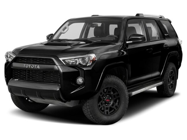 New 2019 Toyota 4Runner TRD Pro SUV in Silver Spring, MD