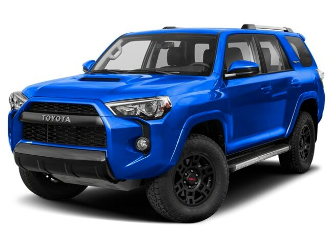 New 2019 Toyota 4Runner TRD Pro SUV for sale in Charlottesville