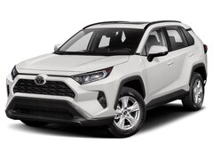New 2019 Toyota RAV4 XLE SUV in Early, TX
