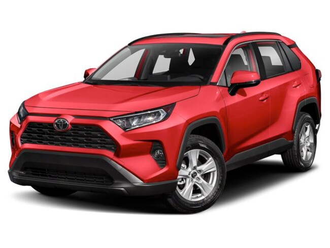 New 2019 Toyota RAV4 XLE Front-wheel Drive for sale in Streamwood, IL