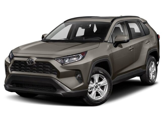 New Toyota vehicle 2019 Toyota RAV4 XLE SUV for sale in Peoria, AZ near Phoenix
