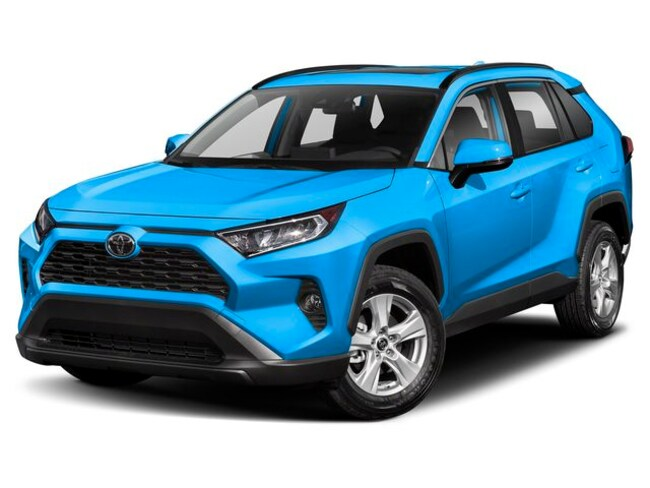 New Toyota vehicle 2019 Toyota RAV4 SUV for sale in Peoria, AZ near Phoenix