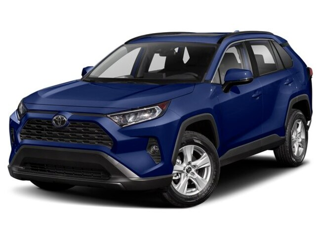 New 2019 Toyota Rav4 Suv Xle Blueprint For Sale Medford Or Lithia