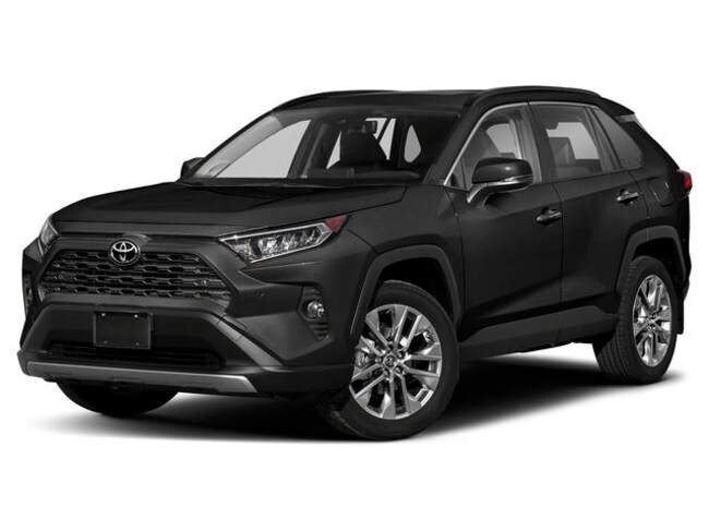 New 2019 Toyota RAV4 Limited SUV For Sale in Durham, NC