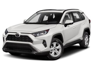 New 2019 Toyota RAV4 XLE SUV for sale near you in Colorado Springs, CO
