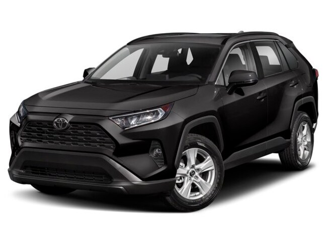 New 2019 Toyota RAV4 XLE SUV near Hartford