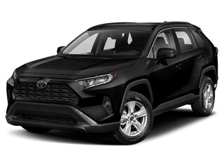 New 2019 Toyota RAV4 XLE SUV for sale near you in Boston
