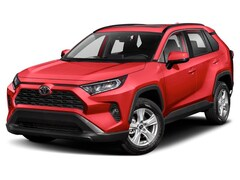 New Toyota for sale  2019 Toyota RAV4 XLE Premium SUV JTMA1RFV3KJ006686 in Alton, IL