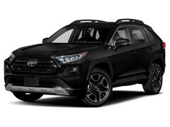 New 2019 Toyota RAV4 Adventure SUV 36343 for sale in Rutland, VT