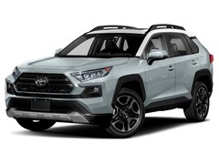 New 2019 Toyota RAV4 Adventure SUV for sale in Temple TX