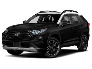 New 2019 Toyota RAV4 Adventure SUV in Bossier City, LA