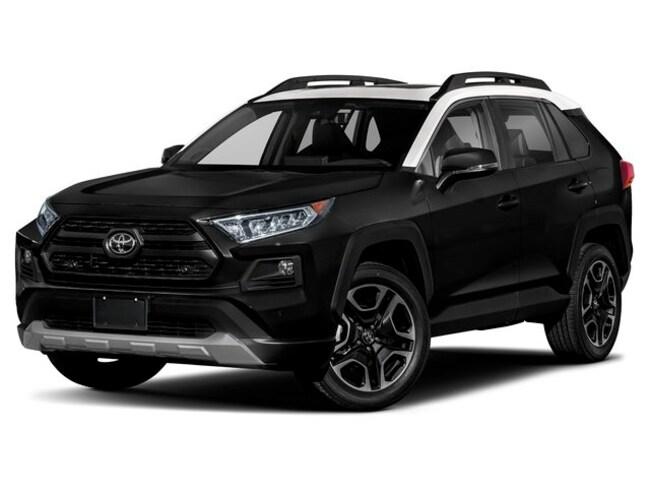 New 2019 Toyota RAV4 Adventure SUV El Paso, TX