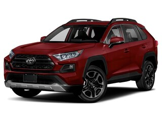 New 2019 Toyota RAV4 Adventure SUV T28637 in Dublin, CA