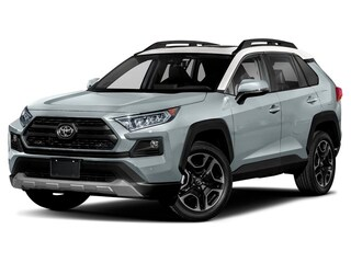 New 2019 Toyota RAV4 Adventure SUV in Easton, MD