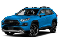 New 2019 Toyota RAV4 Adventure SUV in San Antonio, TX