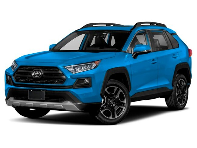 2019 Toyota RAV4 Adventure 4D Sport Utility For Sale in Redwood City, CA