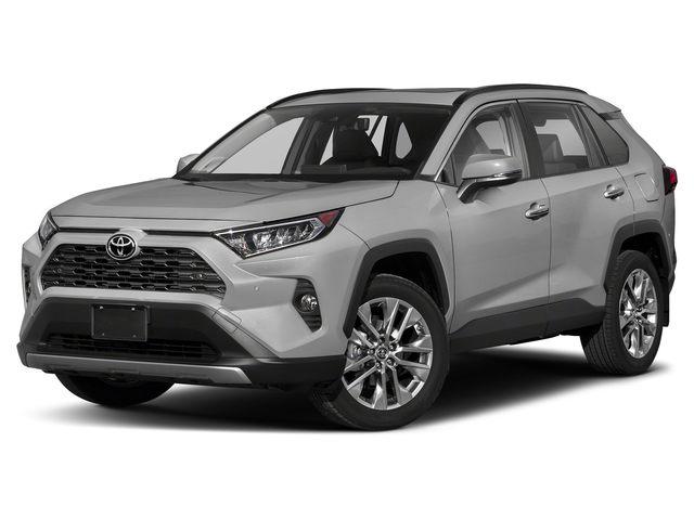 New 2019 Toyota RAV4 Limited SUV Latham
