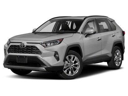 New 2019 Toyota RAV4 For Sale or Lease in Reno, NV near