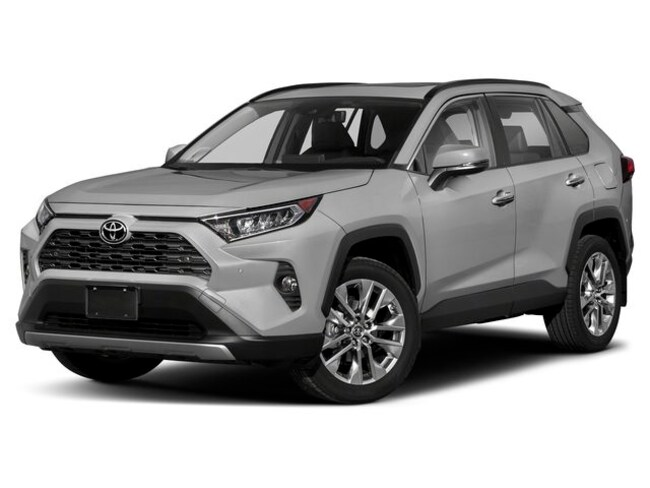 New 2019 Toyota RAV4 Limited SUV For Sale in Merrillville, IN