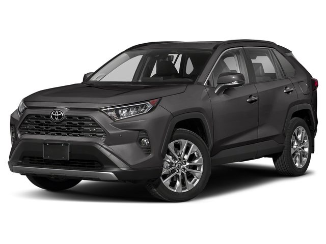 New 2019 Toyota Rav4 Limited Awd For Sale In Terre Haute In Near