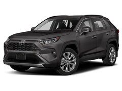 New 2019 Toyota RAV4 Limited SUV in San Antonio, TX