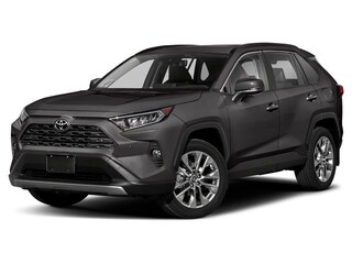 New 2019 Toyota RAV4 Limited SUV for sale near Detroit