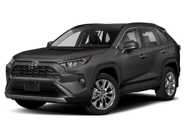 New 2019 Toyota RAV4 Limited SUV in Silver Spring, MD