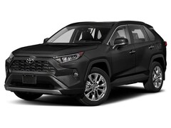 New 2019 Toyota RAV4 Limited SUV near Dallas, TX