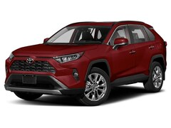 New 2019 Toyota RAV4 Limited SUV 36233 for sale in Rutland, VT