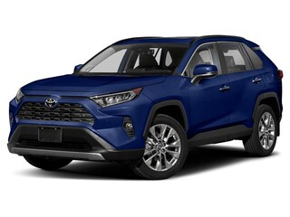 New 2019 Toyota RAV4 Limited SUV in Easton, MD