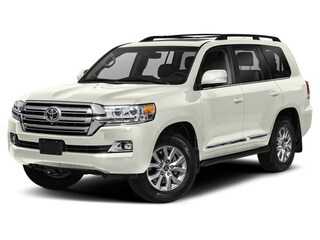 New 2019 Toyota Land Cruiser V8 SUV Boston, MA