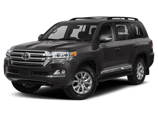 2019 Toyota Land Cruiser V8 SUV