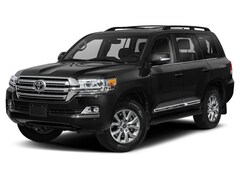 New 2019 Toyota Land Cruiser V8 SUV Corona, CA