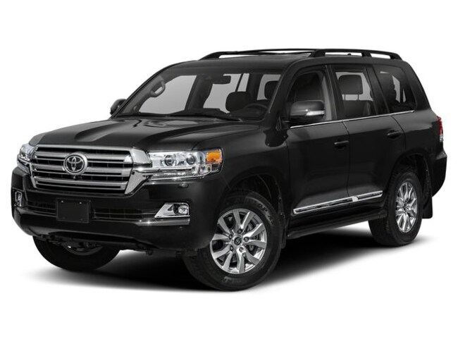 New 2019 Toyota Land Cruiser Base SUV in Bellevue, NE