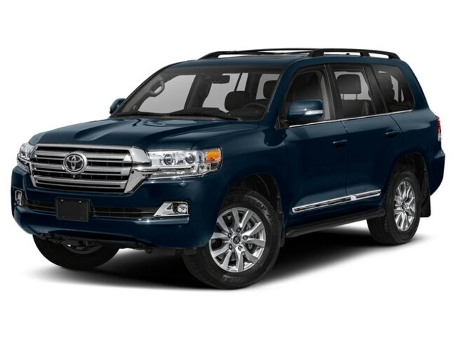 New 2019 Toyota Land Cruiser V8 SUV near Hartford