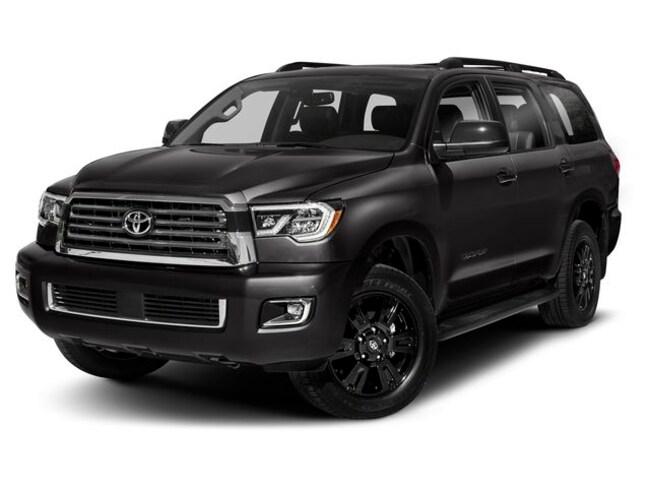 New 2019 Toyota Sequoia TRD Sport SUV League City, TX