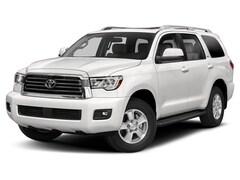 New 2019 Toyota Sequoia Limited SUV near Dallas, TX