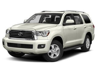 New 2019 Toyota Sequoia Platinum SUV in Bossier City, LA
