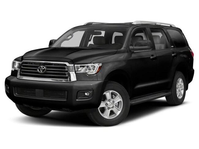 New 2019 Toyota Sequoia Platinum SUV near Dallas, TX